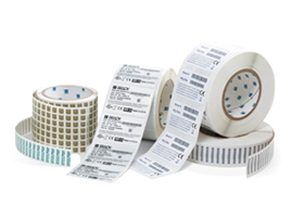 High-Temperature/Polymide Labels